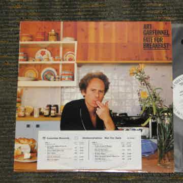 "Art Garfunkel - ""Fate For Breakfast"" Columbia JC 35780 ..."