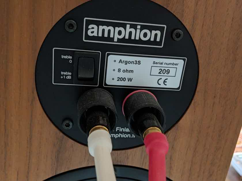 Amphion Argon 3S beautiful sound