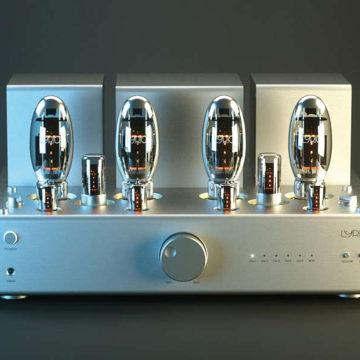 Lyric Audio Ti140 Mk.II integrated tube amplifier - han...