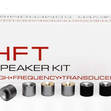 Synergistic Research HFT Speaker Kit - allow your speak...