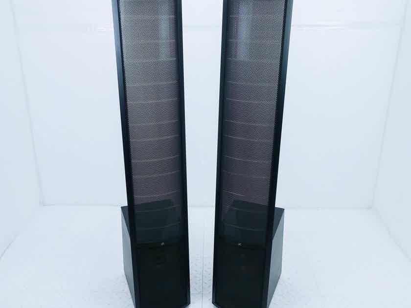 Martin Logan Vantage Electrostatic Floorstanding Speakers Black Pair (15011)