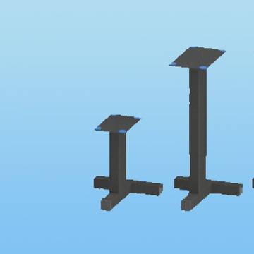Sound Anchor AV Racks/Stands/Amp Stands