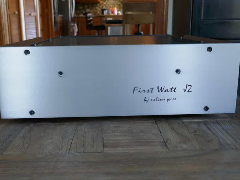 First Watt J2 Incredible Nelson Pass Amplifier