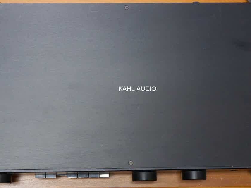 KM Laboratories SP100 stereo preamp. 80's masterpiece from Belgium. $3,000 MSRP
