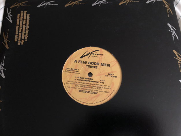 A Few Good Men LaFace Records 12 Inch