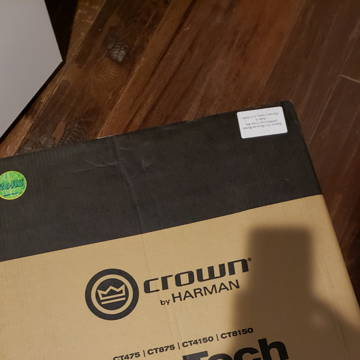 Crown Audio CT8150