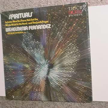 Spirituals lp record