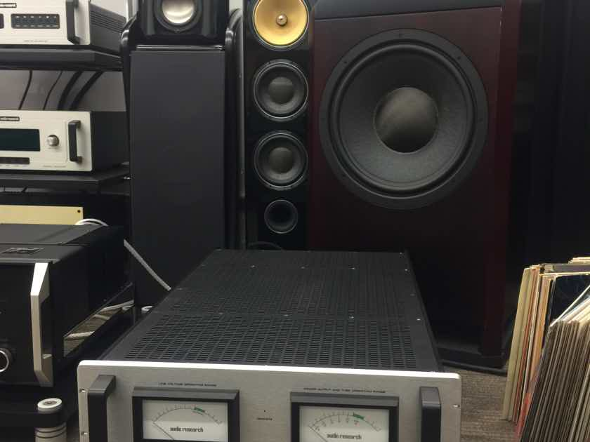 Audio Research Reference 600 v2 Monoblocks & NEW SET UNUSED TUBES! near San Francisco...................