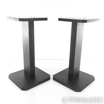 "Silver Signature 21"" Speaker Stands"