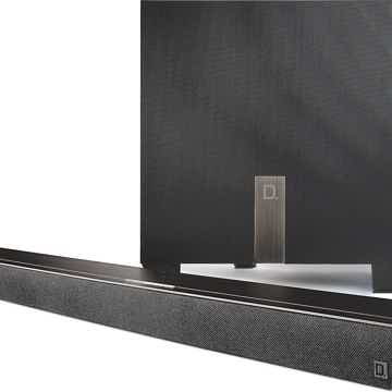 Definitive Technology Studio Slim Soundbar / Subwoofer ...