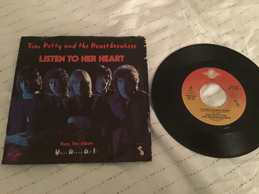 Tom Petty And The Heartbreakers Shelter Records  Listen To Her Heart
