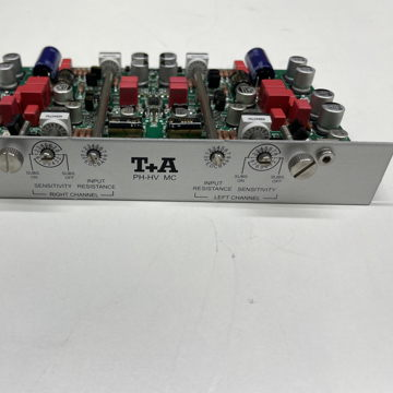T+A PH-HV MC Phono Card