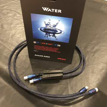 AudioQuest Water 1.5m Balanced pair