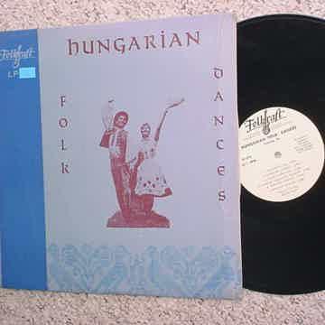 Hungarian folk dances volume III