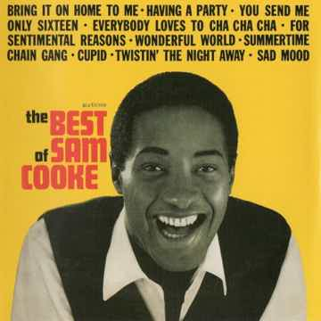 Sam Cooke - The Best of Sam Cooke Analog Production 45 ...
