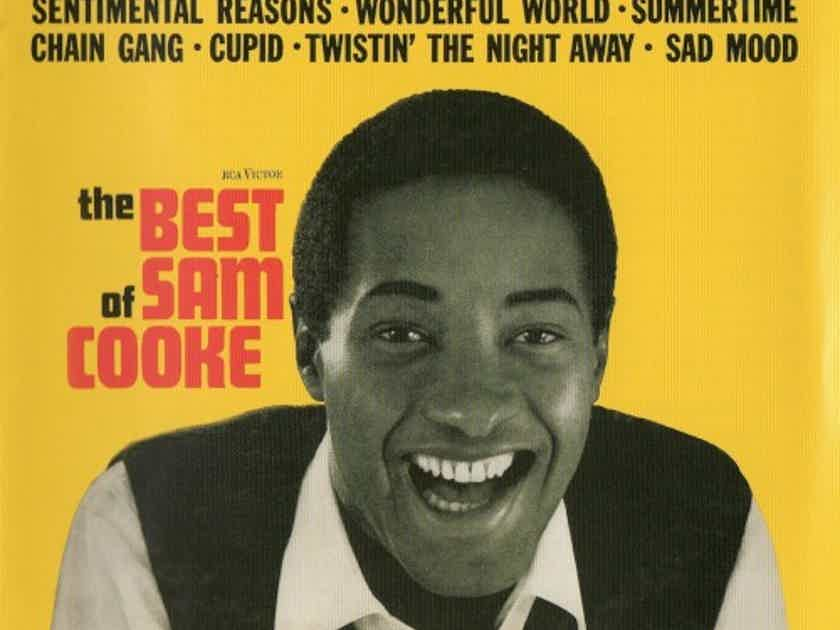 Sam Cooke - The Best of Sam Cooke Analog Production 45 rpm 2LPs