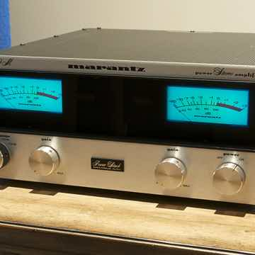 Model 510M Power Amp