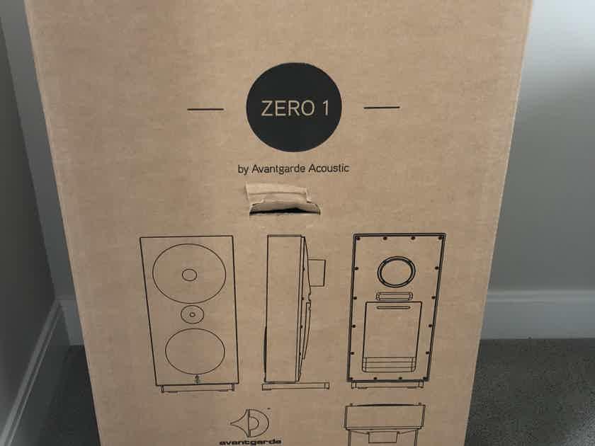 Avantgarde Zero 1 XD Brand New Unopened NIB