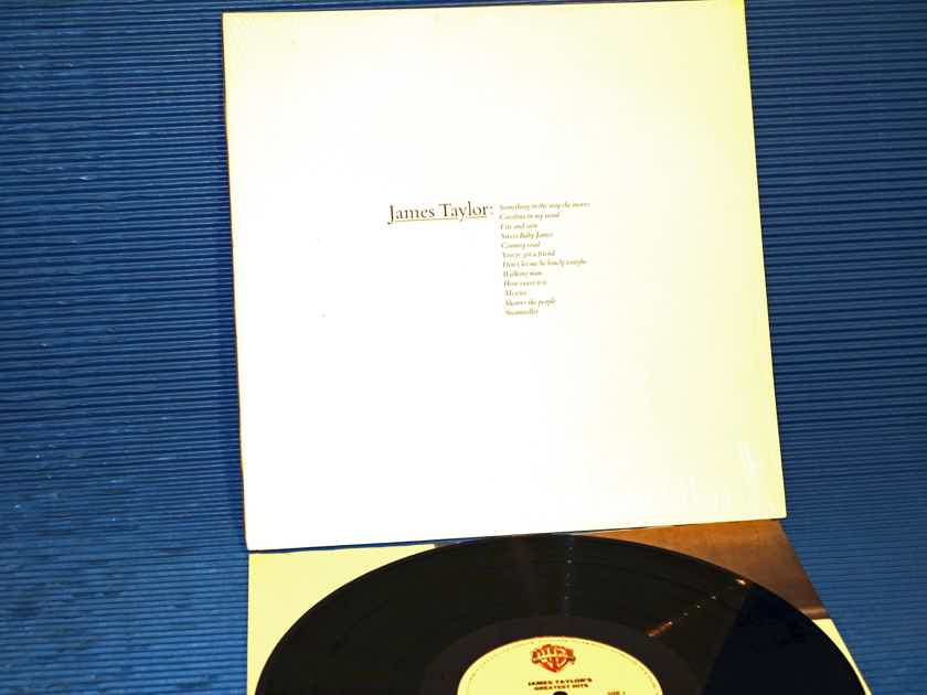 """JAMES TAYLOR - """"Greatest Hits"""" -  Warner Brothers 1976"""