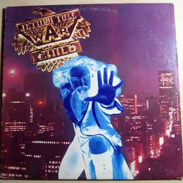 Jethro Tull - War Child - 1974 Chrysalis CHR 1067