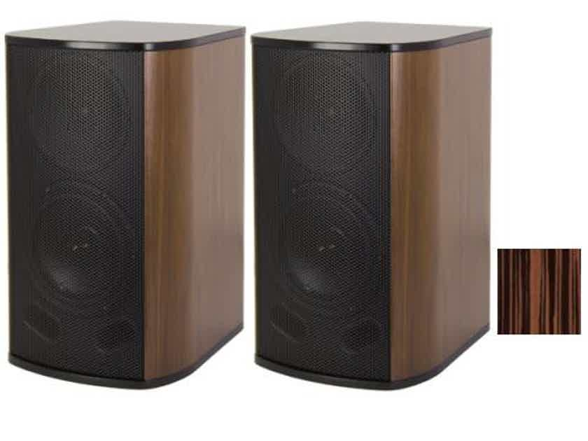 T+A Elektroakustic TCD410 available in gloss Macassar Ebony or Gloss White.