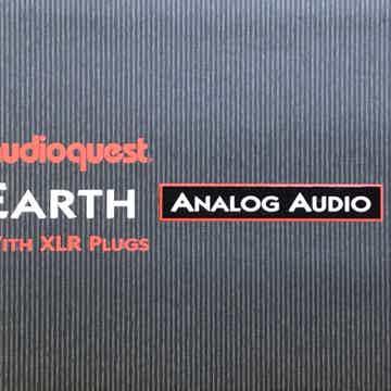 Earth 1.5m XLR Interconnects