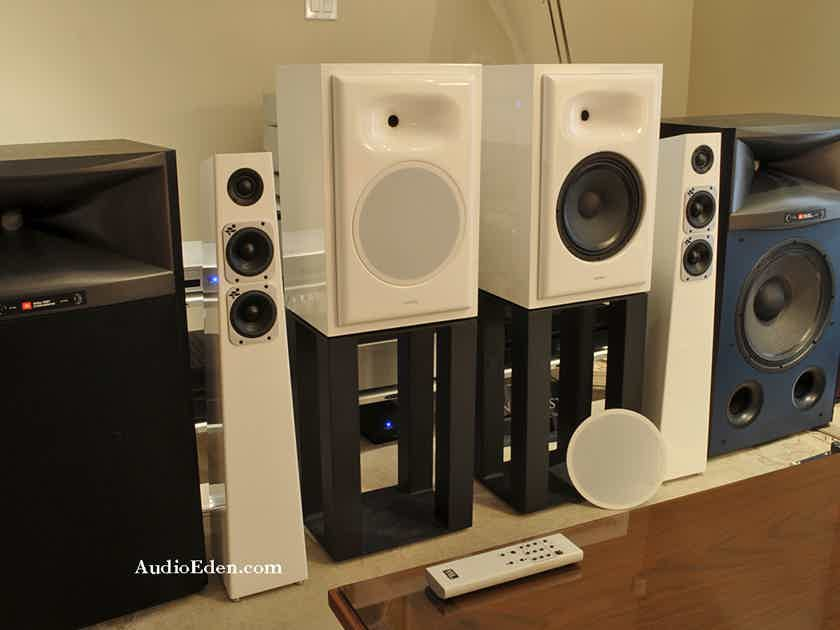 hORNS by Autotech POLAND FP-10 Speakers SEE PHOTO