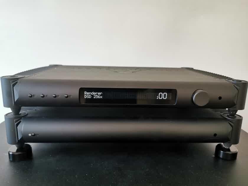 MSB Diamond DAC V + Renderer V2 + 384kHz USB
