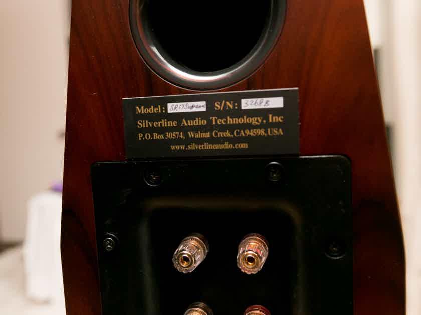 Silverline Audio SR17 Supreme Monitor Speakers