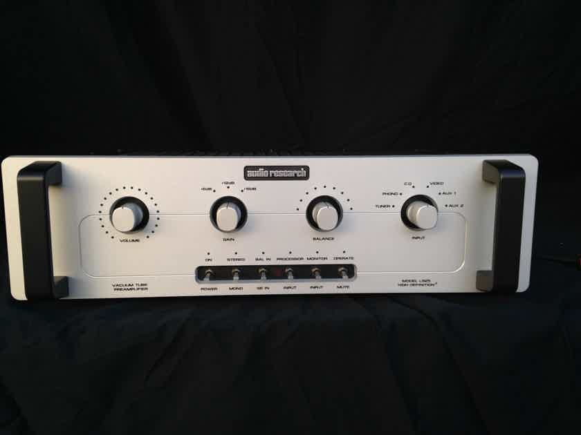 Audio Research LS25 Silver