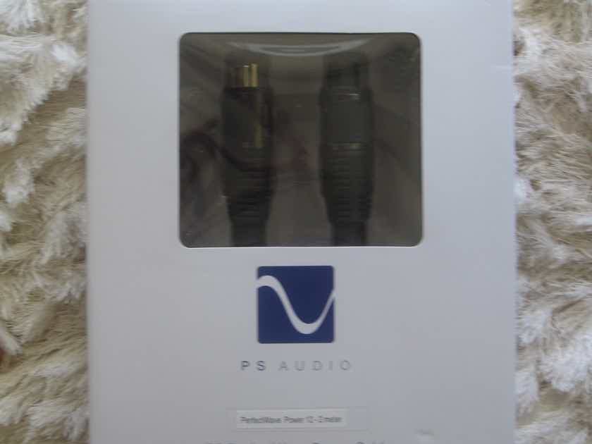 PS Audio Perfect Wave AC-12  2M (verified authentic)