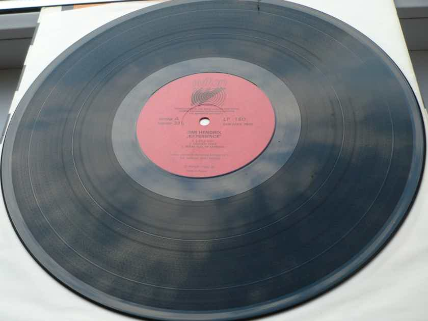 Jimi Hendrix - Experience 1969. (P) 1989 Wifon. (P) Wifon 1990. Stereo LP 160. Poland.