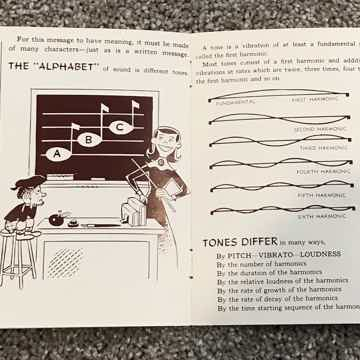 McIntosh  Lost Instruments Brochure