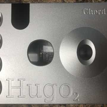 Chord Electronics Ltd. Hugo 2