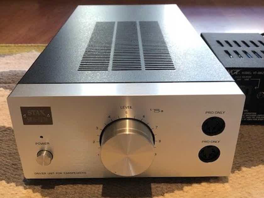 Stax SRM-727A Eletrostatic Amplifier