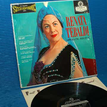 "RENATA TEBALDI   - ""Operatic Recital"" - London 'Blue Ba..."