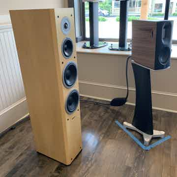 Dynaudio Focus 380 - Maple Finish - Beautiful Customer ...