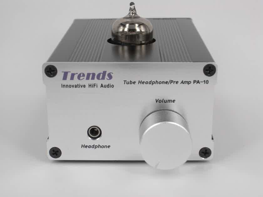 Trends Audio PA-10 SE Tube Headphone/Preamp with Russian 6H23n Tube