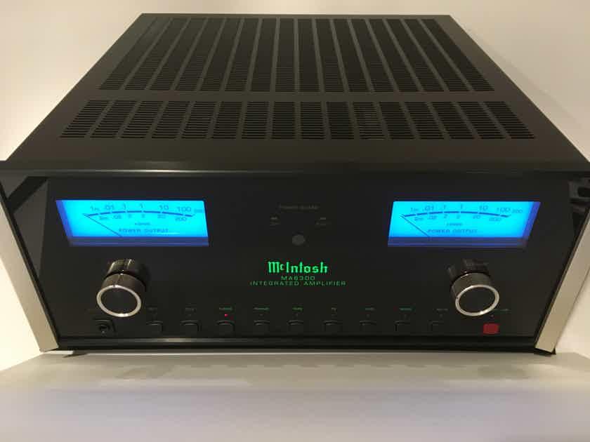McIntosh MA-6300 Integrated Amplifier, McIntosh Glory