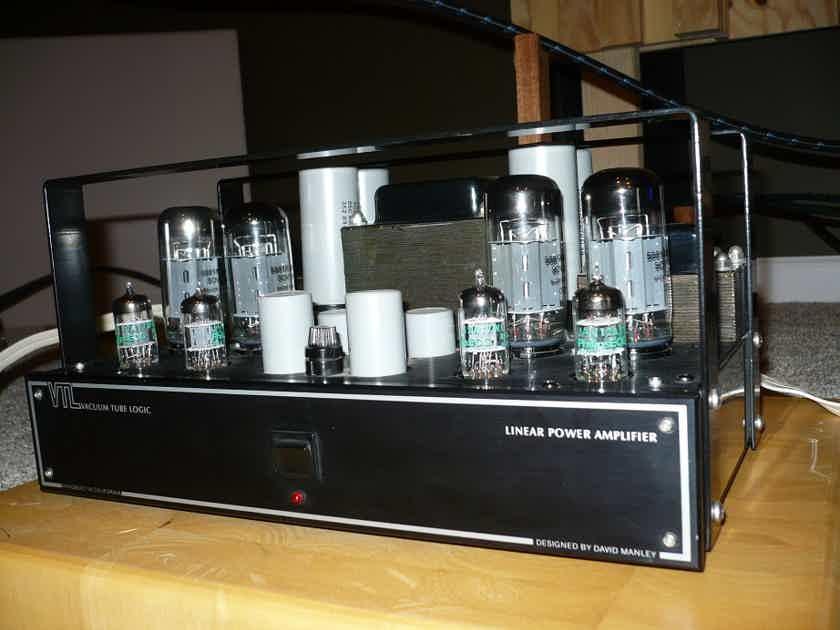 VTL Stereo 50/50 David Manley design super sound for a low price