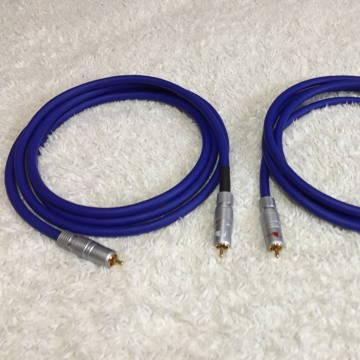 Schmitt Custom Audio   Furez/Nakamichi RCA Interconnects