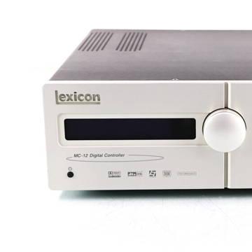 Lexicon MC-12 7.2 Channel Home Theater Processor
