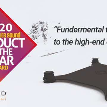 Townshend Audio Seismic Podiums Size 2 400mm - 300mm for any load