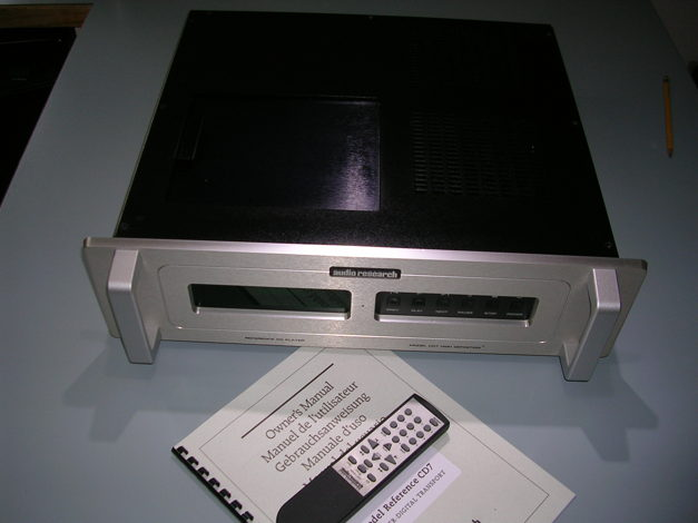 AUDIO RESEARCH REFERENCE CD-7 MKII