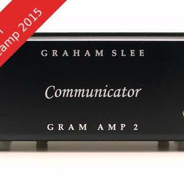 Gram amp 2 communicator