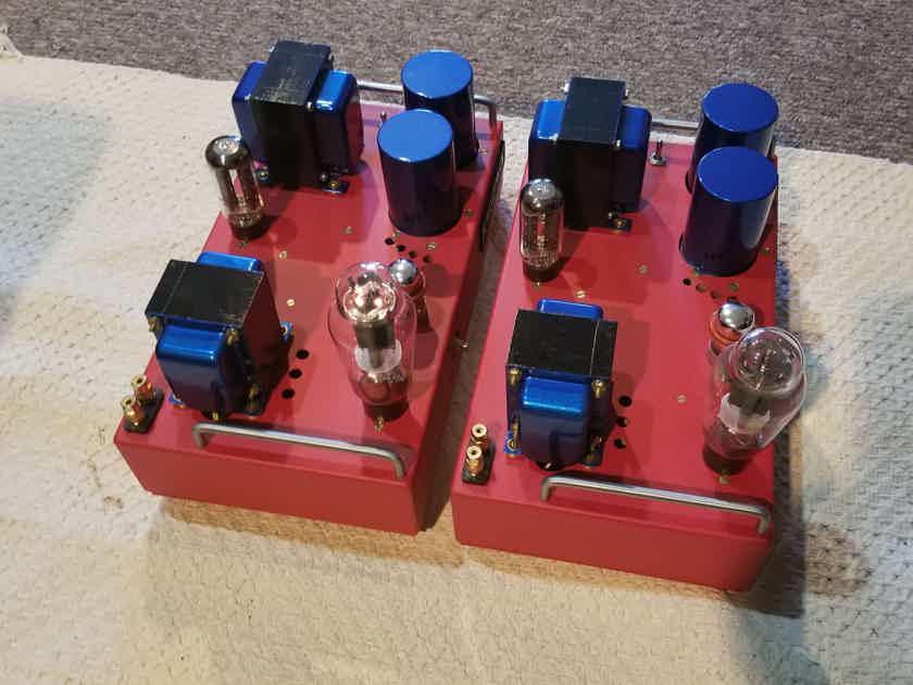 Serious Stereo 2A3 Amp  Monoblocks