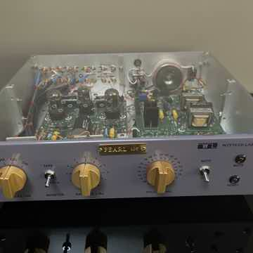 Pearl Stereo Tube Linestage Preamplifier