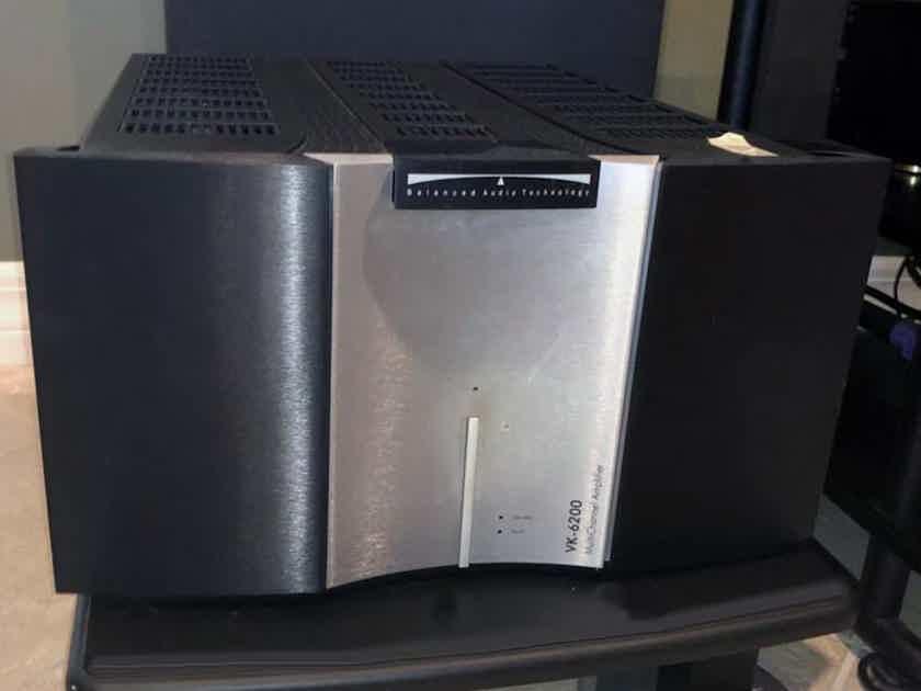BAT VK6200 3 Channel Amp - 600 watts - $6500 new - Trades OK