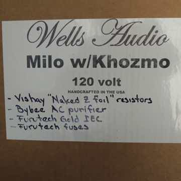 Wells Audio Milo