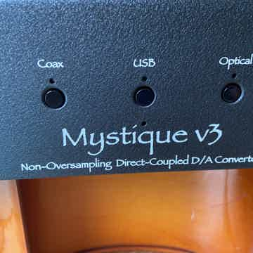 Mojo Audio Mystique V3 Balanced DAC